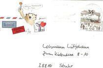 Den Artikel lesen: Vanjas Brief an unseren Lohmann