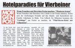 Zeitungsartikel der Morgenpost